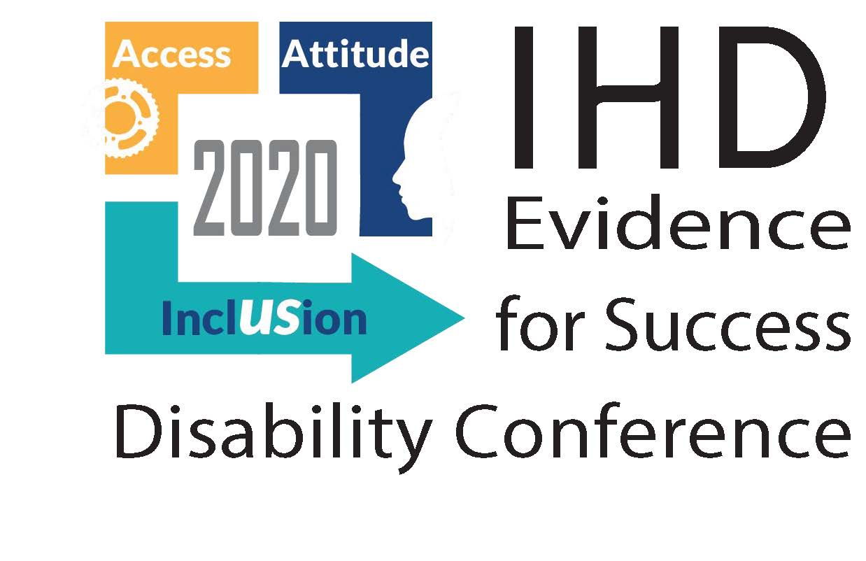 IHD Evidence for Success Disability Conference logo