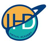 I H D Virtual Academy logo